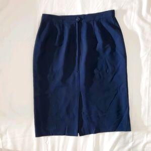 Jacqueline Ferrar Plus Size Skirt